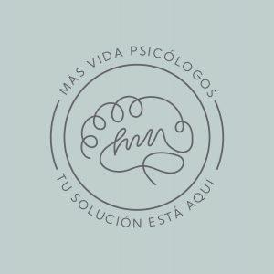 Logotipo Más Vida psicólogos